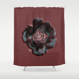 But there's not one in this whole garden. Shower Curtain