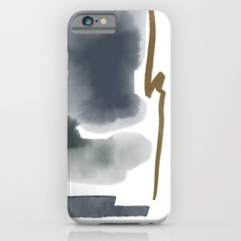 Introversion XI iPhone Case