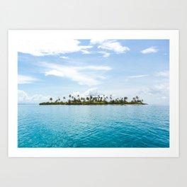 San Blas Islands, Panama Art Print