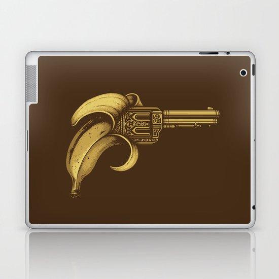Banana Gun Laptop & iPad Skin