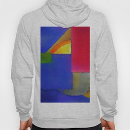 Abstract Composition 100 Hoody