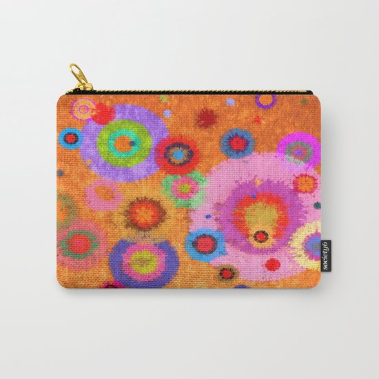 Abstract #427 Splirkles #4 Carry-All Pouch