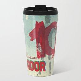 Color Soccer Travel Mug