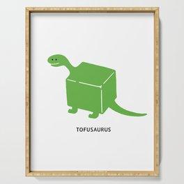Tofusaurus Serving Tray