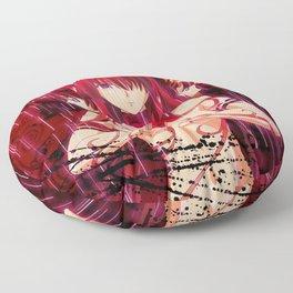 Elfen Lied Floor Pillow