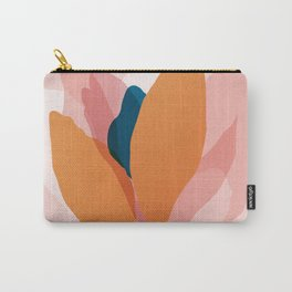 Abstraction_Floral_Blossom Carry-All Pouch
