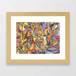 Potential Framed Art Print