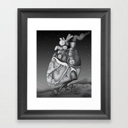 Transplantation I Framed Art Print
