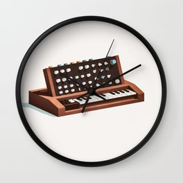 Lo-Fi goes 3D - Generation Synth Wall Clock