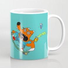 X-Treme No Filter Fox (No Words) Mug