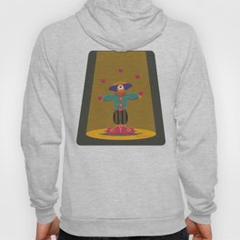 clown eye Hoody