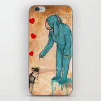 will graham iPhone & iPod Skins featuring GRAHAM CRACKERS by RAGING BUNNIES