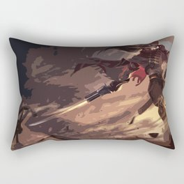 Yasuo Rectangular Pillow