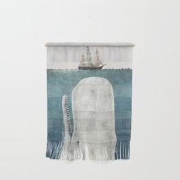The White Whale Wall Hanging