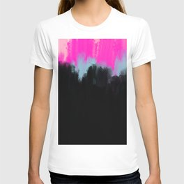 Abstract Paint Strokes T-shirt