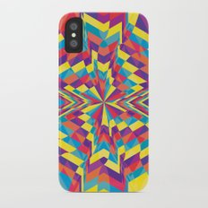 Tropical Punch Slim Case iPhone X
