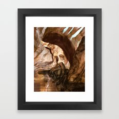 Amazon Framed Art Print