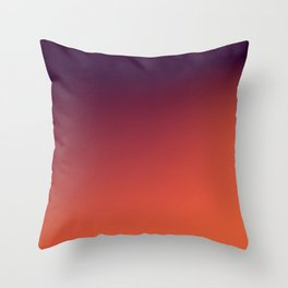 DAWN / Plain Soft Mood Color Blends / iPhone Case Throw Pillow