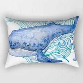 Baleia Rectangular Pillow