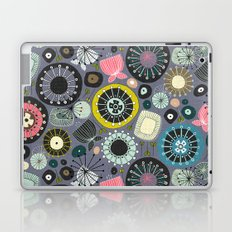 blooms amethyst Laptop & iPad Skin