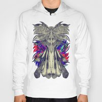 phoenix Hoodies featuring PHOENIX by Galvanise The Dog