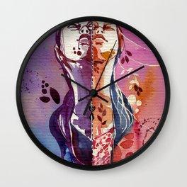 Inheritance Wall Clock