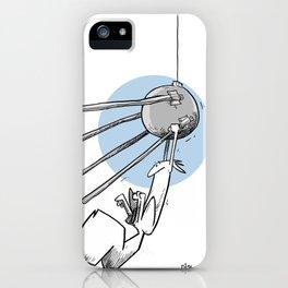 Sputnik Squirrel iPhone Case