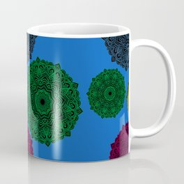 My Angel Spirit Mandhala | Secret Geometry Coffee Mug