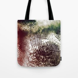 Eyes Still Clouded Tote Bag