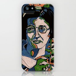 Simone Weil iPhone Case