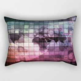 Creative Technology and Disruptive Technologies Through Inspiration Rectangular Pillow