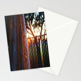 RAINBOW LIGHTS Stationery Cards