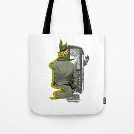 We Aren't Always Who We Appear Tote Bag