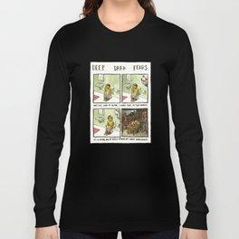 Deep Dark Fears 94 Long Sleeve T-shirt