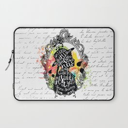 Anne Shirley - Tomorrow Laptop Sleeve