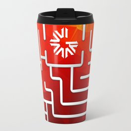 Pre-ICO Design of the Week 4 Travel Mug