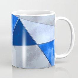 Concrete and Glass Coffee Mug