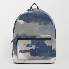 clouds_march Backpack