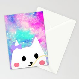 cat 510 Stationery Cards