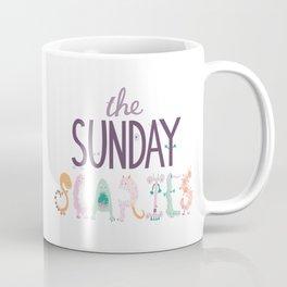 The Sunday Scaries Coffee Mug