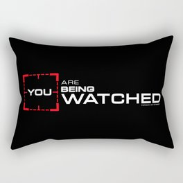 Person of Interest Rectangular Pillow