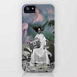 Boss Man iPhone Case
