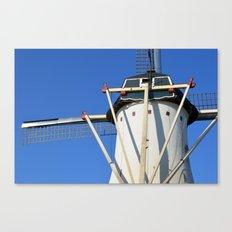 Mill Canvas Print