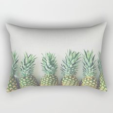 It's All About the Pineapple Rectangular Pillow