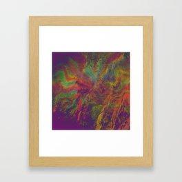 Cara Framed Art Print