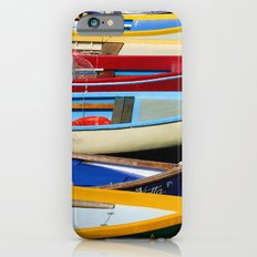 Small Boats iPhone 6s Slim Case