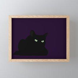 Observe Framed Mini Art Print