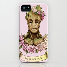 We Are Groot iPhone (5, 5s) Slim Case