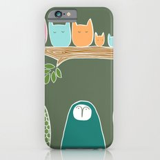 Sleepy Birds iPhone 6s Slim Case