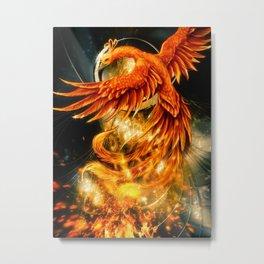 The Phoenix Metal Print
